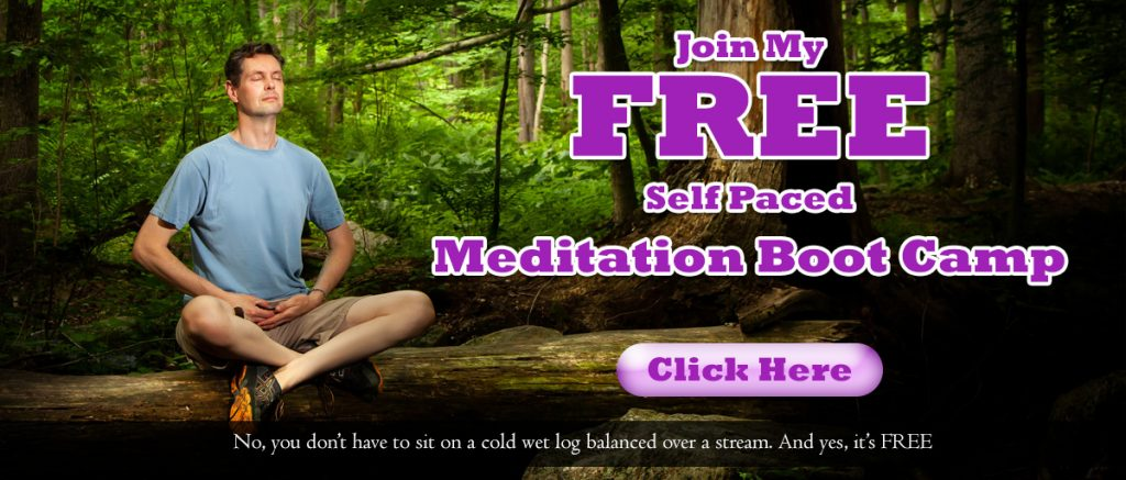 Self Paced FREE Meditation Boot Camp