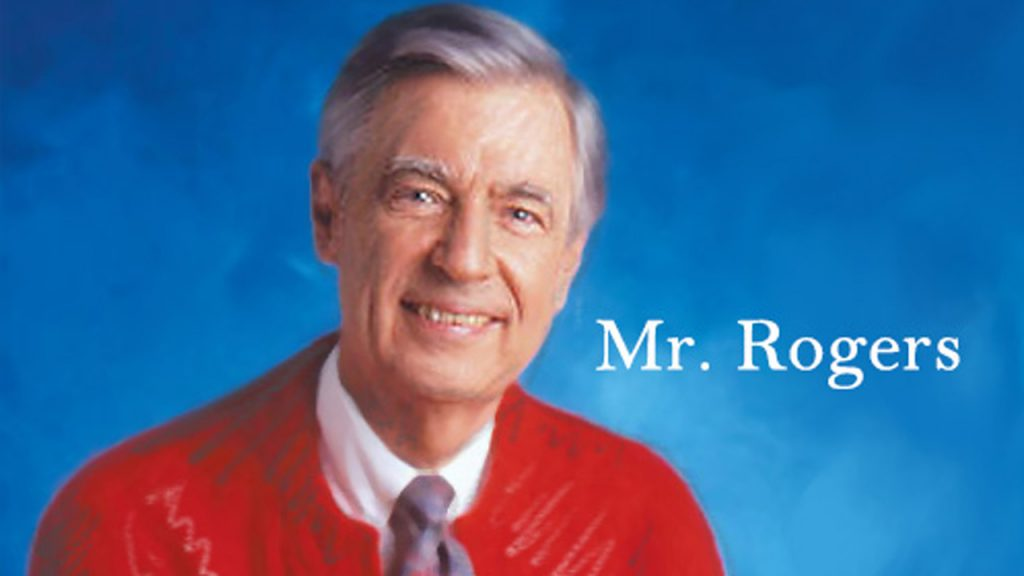 Mr Rogers - Enlightened Master