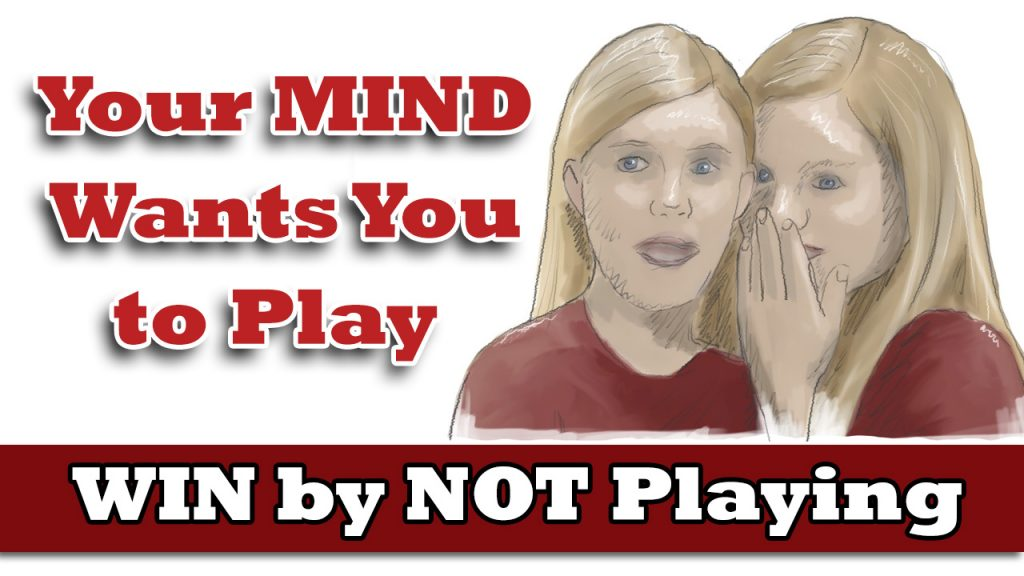 Mind Wants to Play Games - Refuse to Play